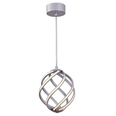 Lis Poland Twist lampa wisząca 20W chrom 5387Z-H91