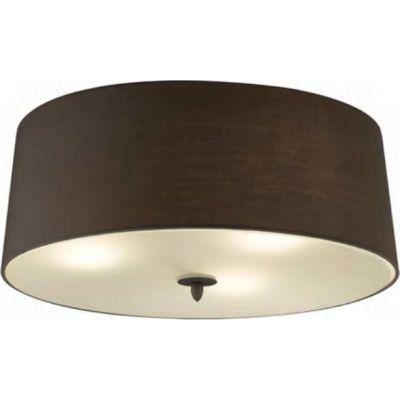 Mantra Lua lampa podsufitowa 3x20W popielaty 3685