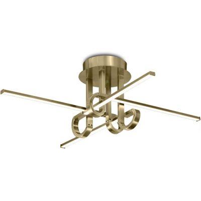 Mantra Cinto lampa podsufitowa 4x28W LED złoty 6128
