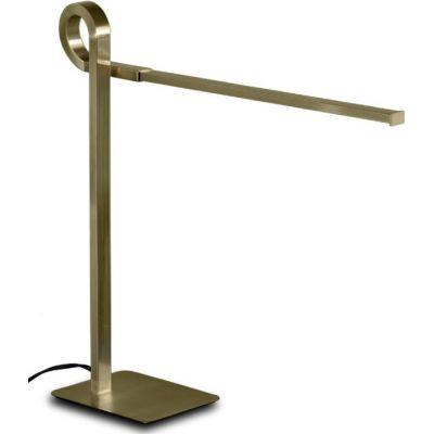 Mantra Cinto lampa biurkowa 1x6W LED złoty 6141