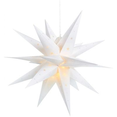 Markslöjd Vectra dekoracja wisząca 12x0.436W biała 704560
