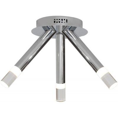 Milagro Ice lampa podsufitowa 3x5W chrom ML179