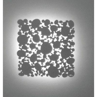 Martinelli Luce Cellule kinkiet 1x60W LED biały 1427/G