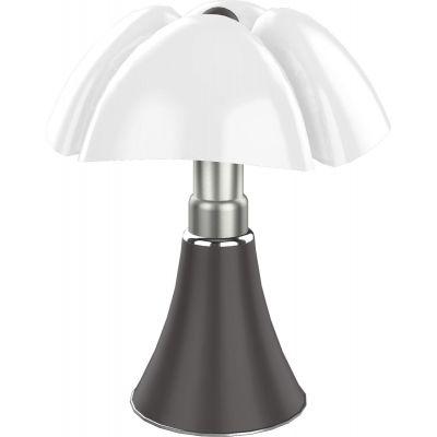 Martinelli Luce Minipipistrello lampa biurkowa 1x7W LED ciemny brąz 620/J/MA