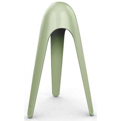 Martinelli Luce Cyborg lampa stołowa 1x4,5W LED zielona 825/VE