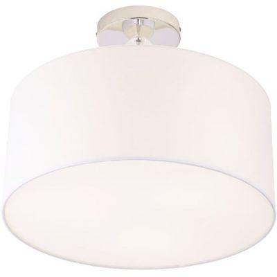 MaxLight Elegance lampa wisząca 3x40W biały/chrom P0059