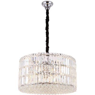 MaxLight Puccini lampa wisząca 18x40W chrom P0267