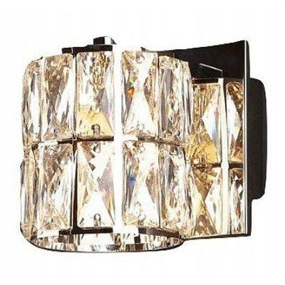 MaxLight Diamante kinkiet 1x42W chrom W0205