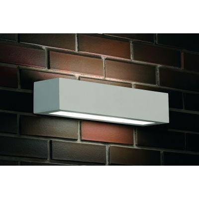 Nowodvorski Lighting Gipsy M kinkiet 2x60W biały 2207