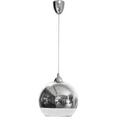 Nowodvorski Lighting Globe M lampa wisząca 1x60W chrom 4953