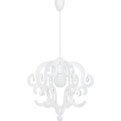 Nowodvorski Lighting Katerina lampa wisząca 1x60W biała 5208