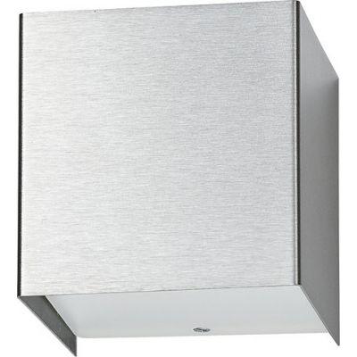 Nowodvorski Lighting Cube Silver kinkiet 1x60W srebrny 5267