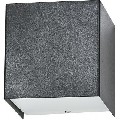 Nowodvorski Lighting Cube Graphite kinkiet 1x60W grafitowy 5272