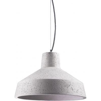 Nowodvorski Lighting Gypsum lampa wisząca 1x60W gips 6858