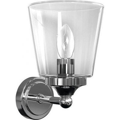 Nowodvorski Lighting Bali kinkiet 1x25W chrom/przezroczysty 9353