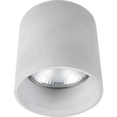 Nowodvorski Lighting Shy M lampa podsufitowa 1x75W beton 9393