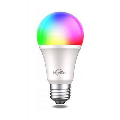Nite Bird / Gosund inteligentna żarówka LED Smart 1x8W E27 RGB WB4