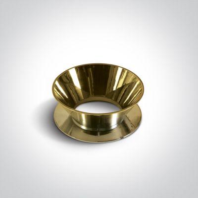 One Light zawieszka cylindryczna do lampy złota 050112/GL