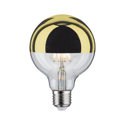 Paulmann żarówka LED 1x6,5W E27 złoty 28675