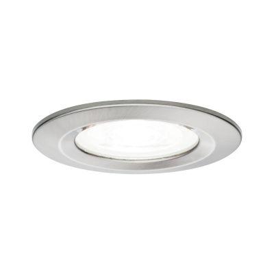 Paulmann Nova lampa do zabudowy 1x6,5W żelazo szczotkowane 92981