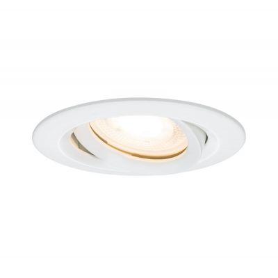 Paulmann Nova Premium lampa do zabudowy 1x35W biały mat 93661