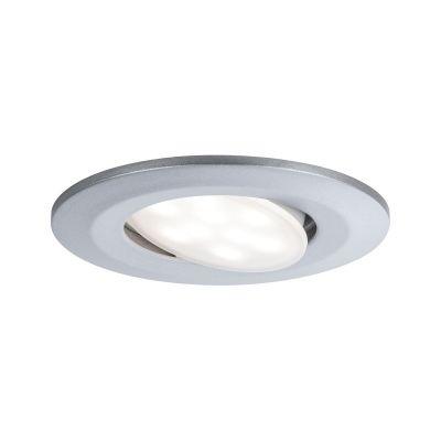 Paulmann Calla lampa do zabudowy 1x6,5W chrom mat 99932