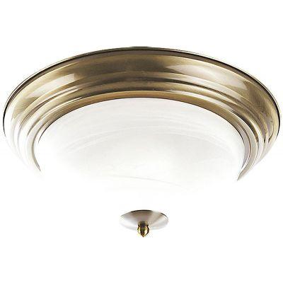 Rabalux Top plafon 2x60W biały/brązowy 2806