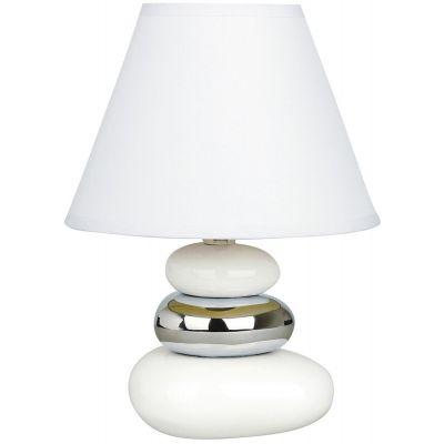 Rabalux Salem lampa biurkowa 1x40W biała 4949