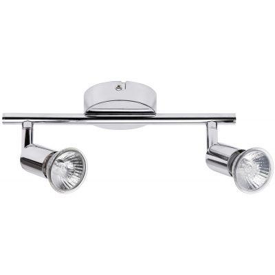Rabalux Norton lampa podsufitowa 2x50W chrom 6046