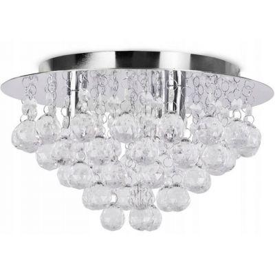 TooLight Glamour lampa podsufitowa 392179 chrom OSW-04005