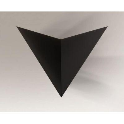Shilo Hino IL kinkiet 1x4,5W LED czarny 4450