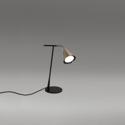 Tooy Gordon lampa biurkowa 1x10W czarny mat 561.31.C2.C2