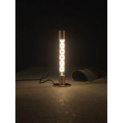 Vesoi Fuse 12/lp lampa stołowa 1x6W czarna LP00217