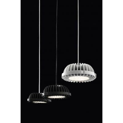 Vesoi Ar111- 11/so lampa wisząca 1x25W czarna SO01651