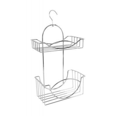 Awd Interior koszyk łazienkowy wiszący chrom AWD02080273