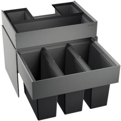 Blanco Select 60/3 sortownik odpadów czarny 518726