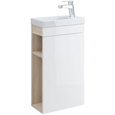 Cersanit Smart szafka 40 cm podumywalkowa wisząca biała S568-022