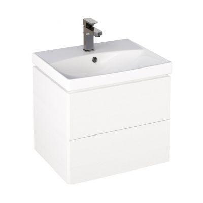 Cersanit City szafka 50 cm podumywalkowa wisząca biała S584-005