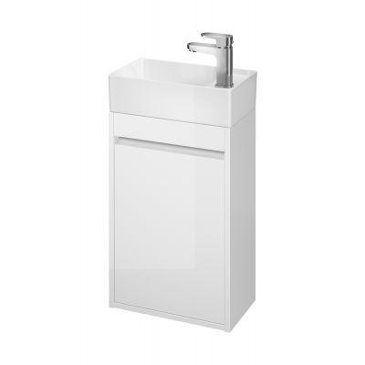 Cersanit Crea szafka 40 cm podumywalkowa wisząca biała S924-001