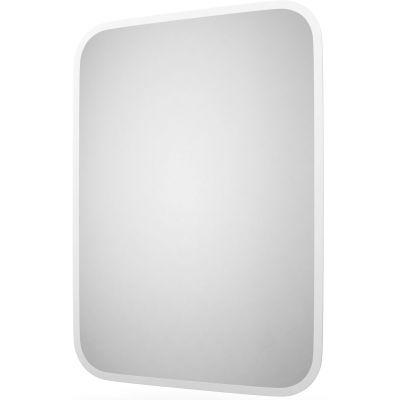 Dubiel Vitrum Senso lustro prostokątne 80x60 cm z oświetleniem