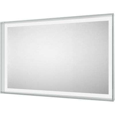Dubiel Vitrum Ripasso lustro prostokątne 65x100 cm z oświetleniem