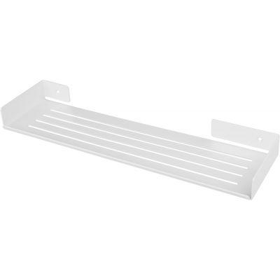 Deante Mokko półka 39,5x10,9 cm ścienna biała ADMA511