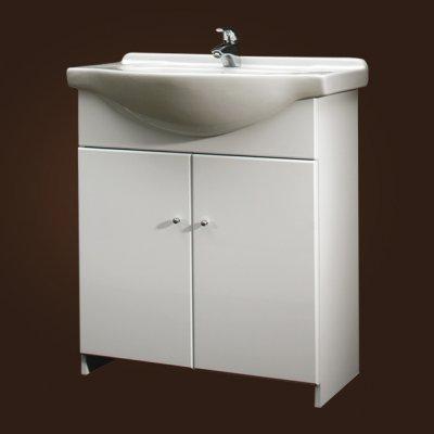 Zestaw umywalka z szafką Defra Tania D50 026-D-05001+1520-1