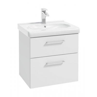 Defra Latte szafka 60 cm podumywalkowa biały połysk 123-D-06025