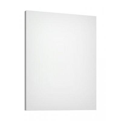 Defra Como lustro 76x60 cm biały połysk 123-L-06001