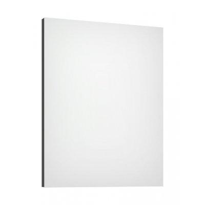 Defra Como lustro 76x60 cm grafit połysk 123-L-06004