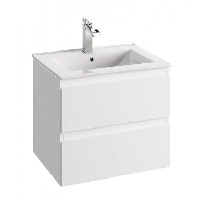 Defra Como szafka 60 cm podumywalkowa biały połysk 124-D-06004