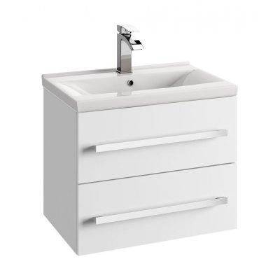 Defra Granada szafka 60 cm podumywalkowa biały połysk 167-D-06001