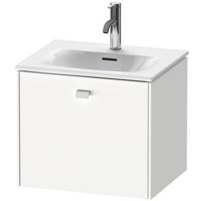 Duravit Brioso szafka 52 cm podumywalkowa wisząca biały mat BR420901818