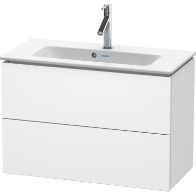 Duravit L-Cube szafka 80 cm podumywalkowa wisząca biały mat LC625701818